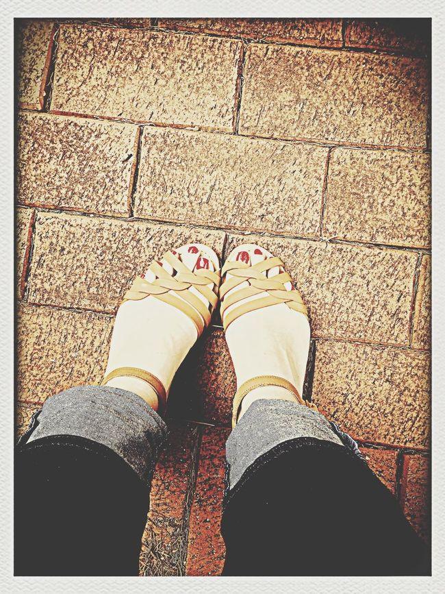 Sunday Summer Sandals Vintage