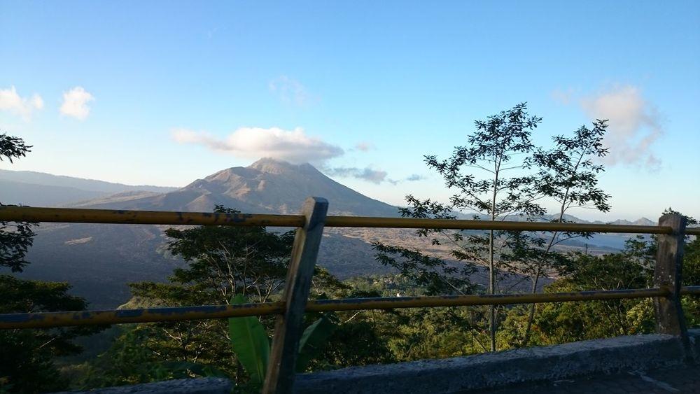 Bali Volcano Throwback