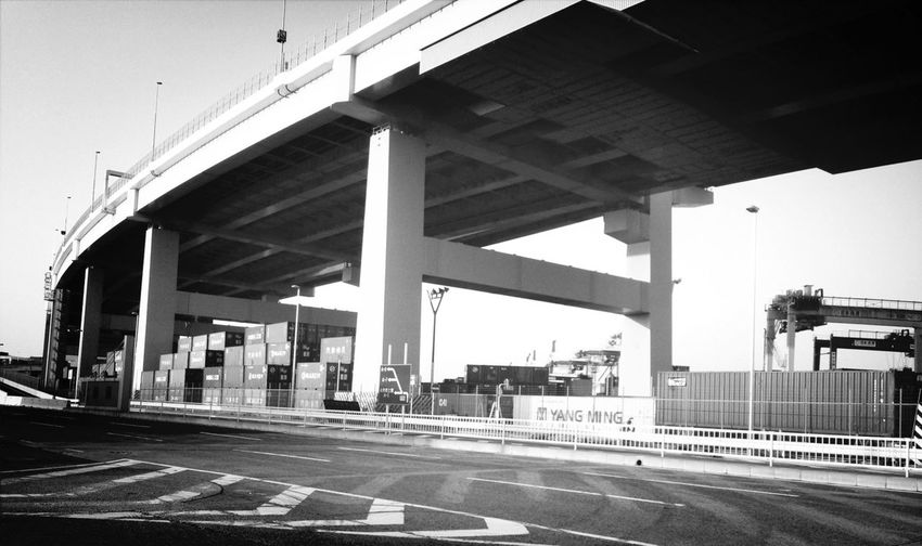 Highway Bw_collection Blackandwhite
