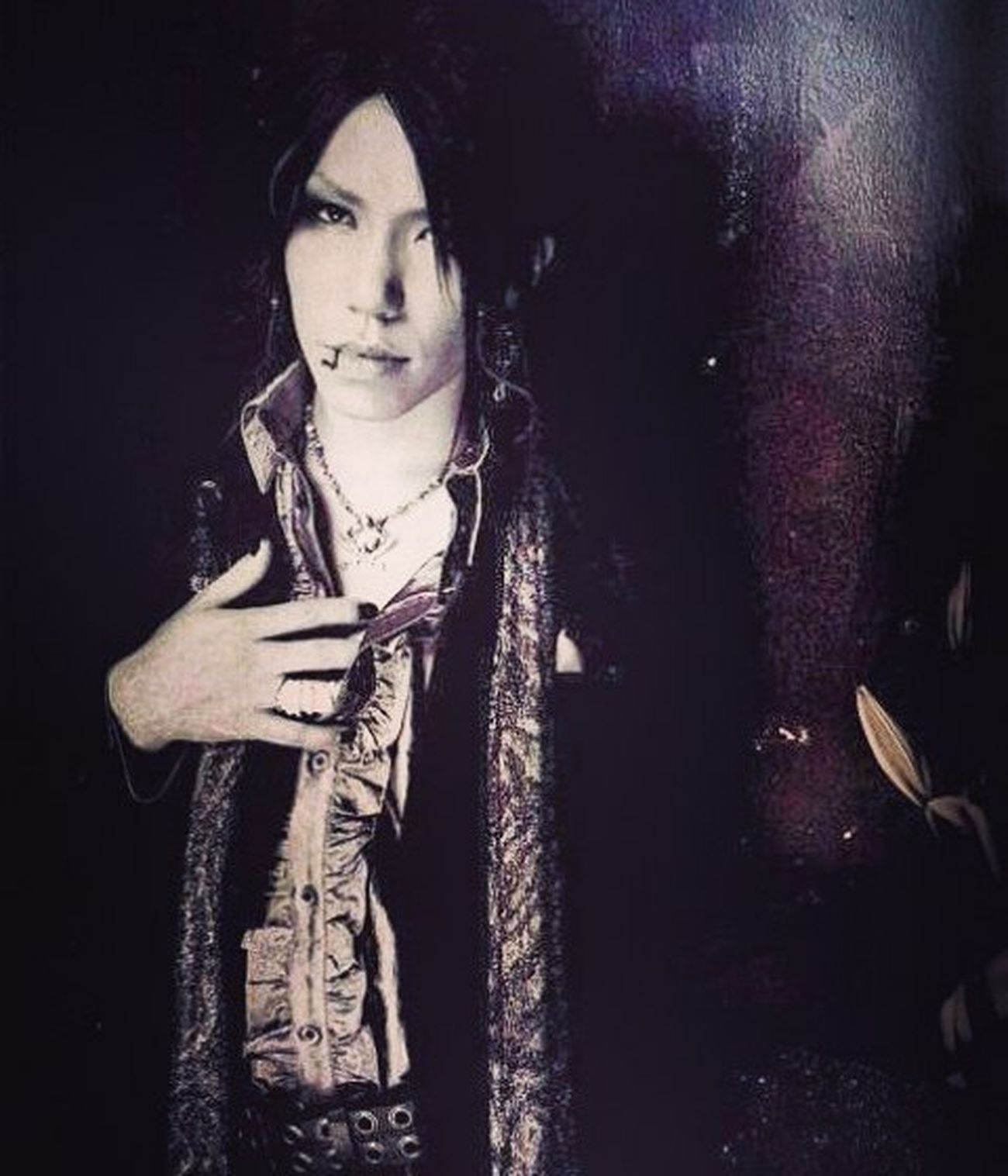 I... Want.. To.. Rape.. This.. Man.. Aoi Thegazette *** ** * {MEJIBRAY Thegazette Direngrey VAMPS Xjapan Visualkei Jrock VKei Rock Sceramo Metal }
