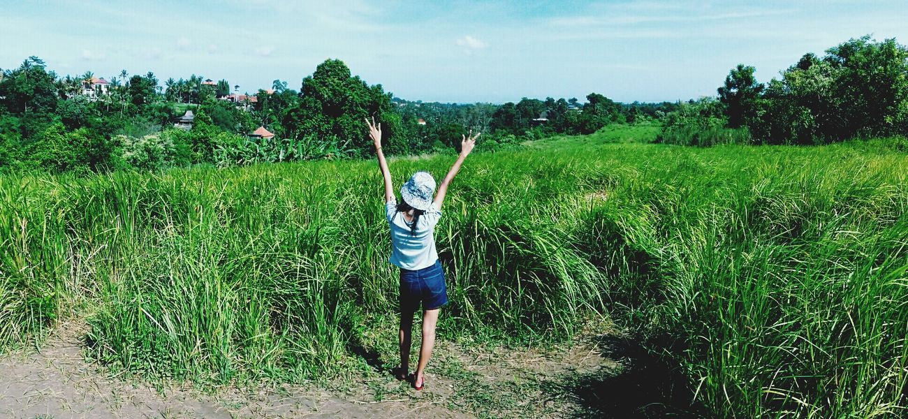 Love this place and this feel 😎😊 Nature Outdoors Ubud Havingfun ♥ Young Wild And Free(; First Eyeem Photo