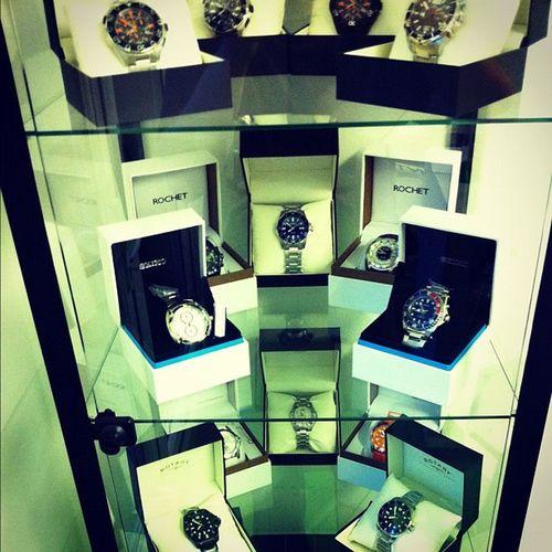 Watch cabinet... www.sportswatch.me