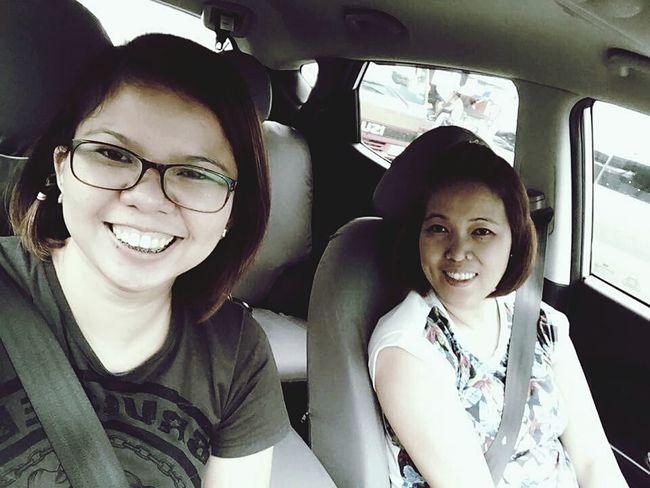 Traffic Goinghome Tragfic Selfie Sisterlove❤