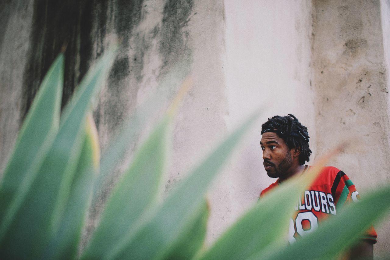 Portrait Musician Losangeles Crosscolors