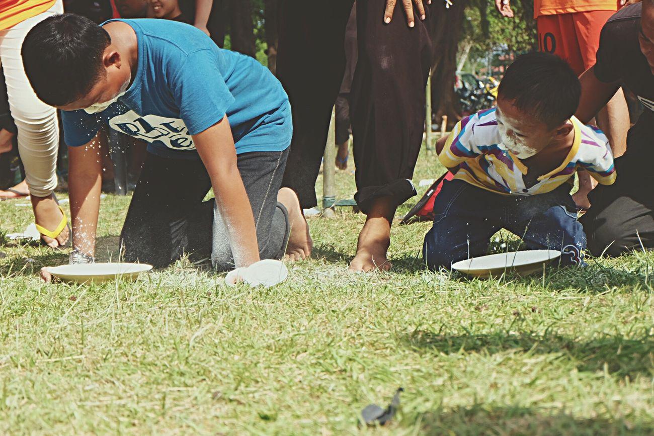 Telematch Streetphotography Borneo Enjoying Life