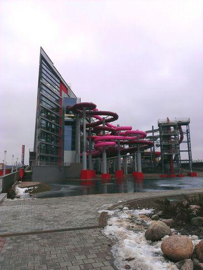 аквапарк Минск Minsk Minskcity  аквапарк «лебяжий»