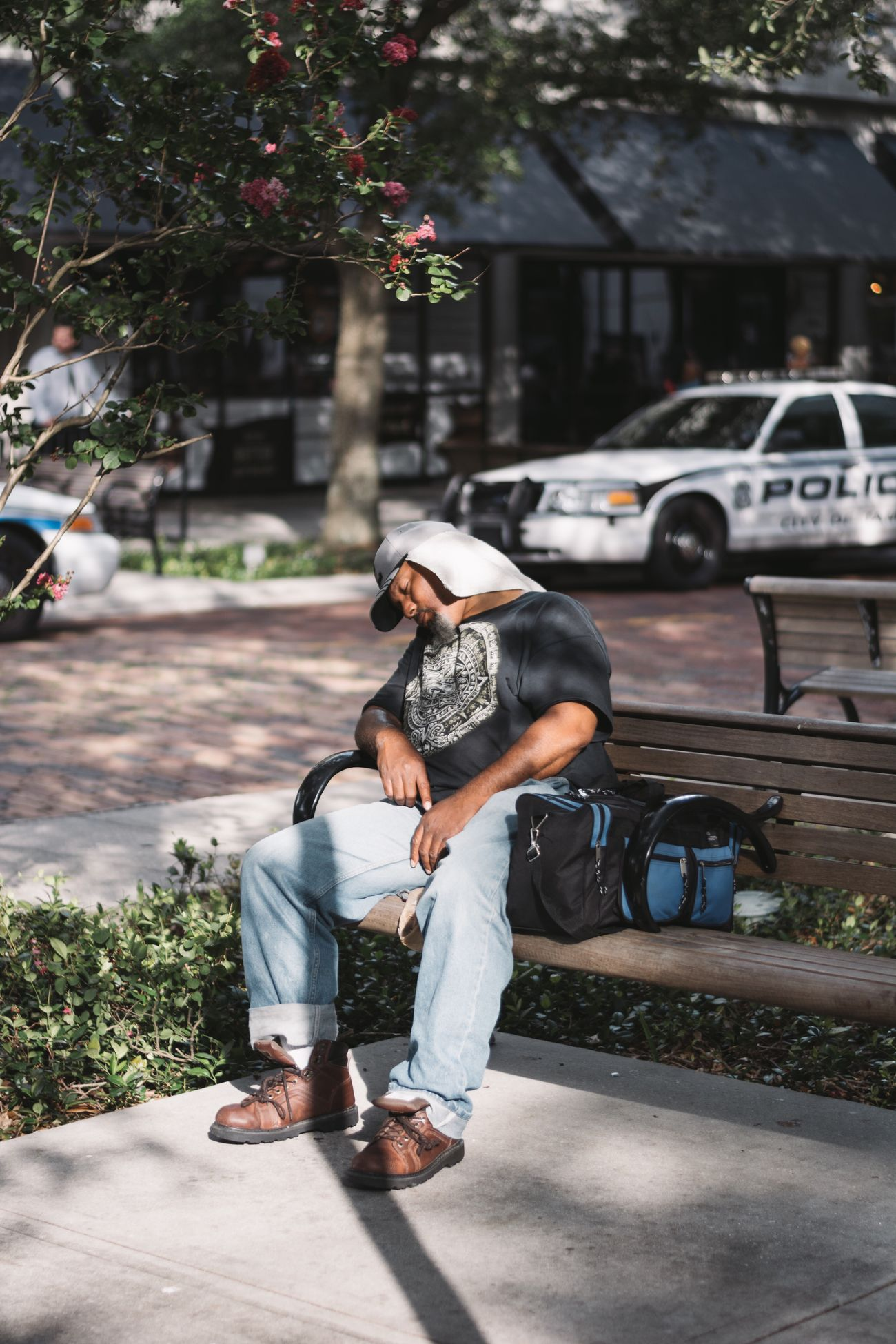 This past week had me like ShootAndExplore VSCO Urban Street Portraits Tampa Florida