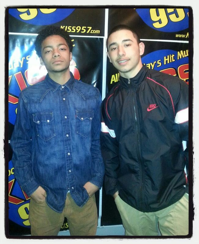 Dajon And Chase