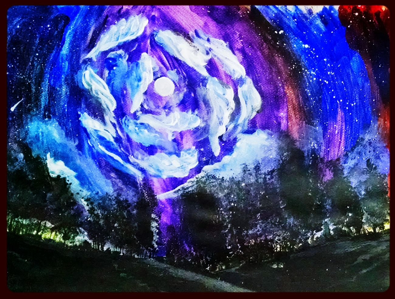 Relaxing Dreamsonsheet ArtInMyLife ThoughtsBecomeThings Art, Drawing, Creativity Artistic Expression Painting #Creating Instaartlovers Colors Of Nature Painting Art Acrylic Painting MYArtwork❤ Onsheet Creative Power Colors Of Life