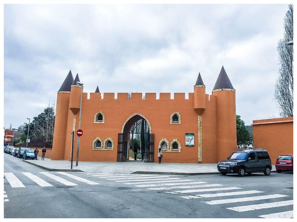 Parque Francesc Macia. Diversion Niños Parque