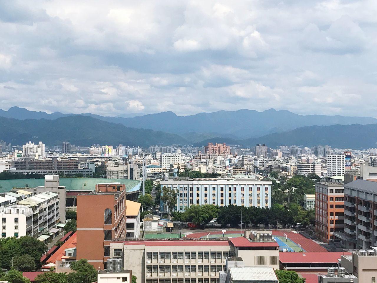 Neighborhood Map   Taichung Cityscape