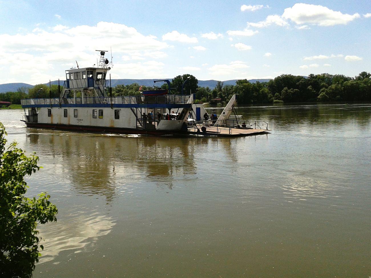 Vác ferry Vac Hungary Ferry Ship