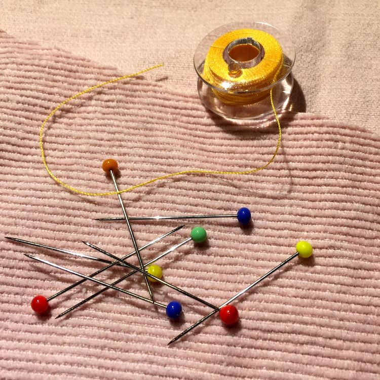 Check This Out Taking Photos Something Else Needles And Pins From My Point Of View Desks From Above Sewing IPhoneography