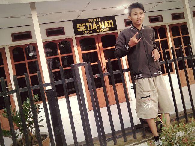 Iseng iseng,i dont have camera DSLR,smartfren c2s no problem First Eyeem Photo Silat Pencak Silat