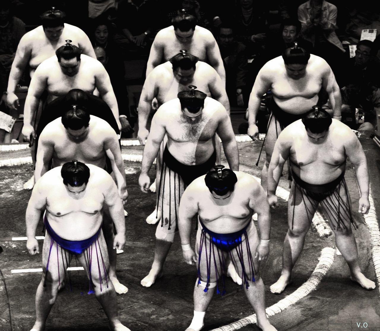 EyeEm Diversity Real People Sumo Tokyo,Japan