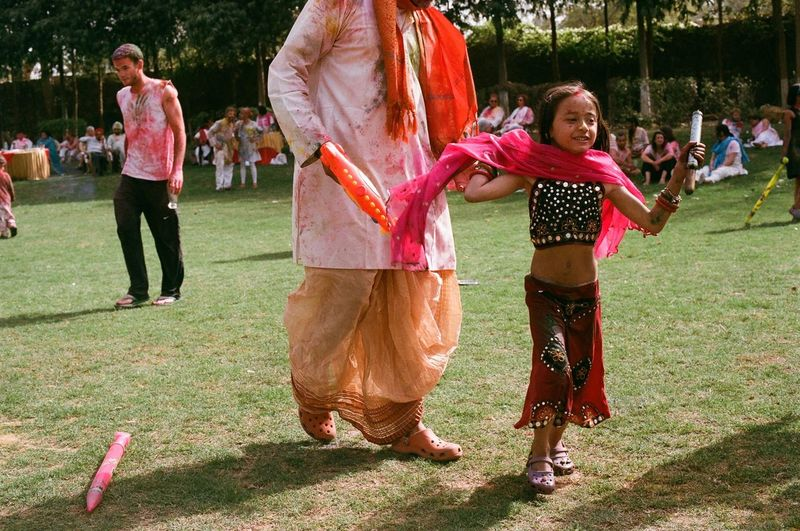 RePicture Travel 35mm India Youth Holi Analog Film The Week On EyeEm Editor's Picks EyeEm X Photoville 2015: The Rise Of Real Photography