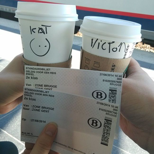 To Gent Starbacks names