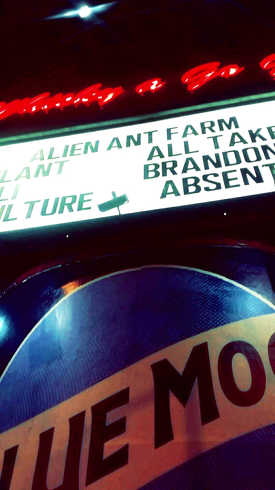 Music Bluemoon Tour Live Music Rock GoodTimes Justtakingpictures