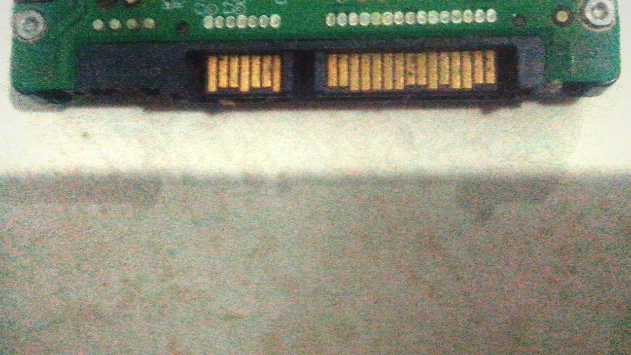Close Up Technology Hardisk Built Structure Laptop Sata Plugins Hardware Harddiskdrive Socket IDE Ata