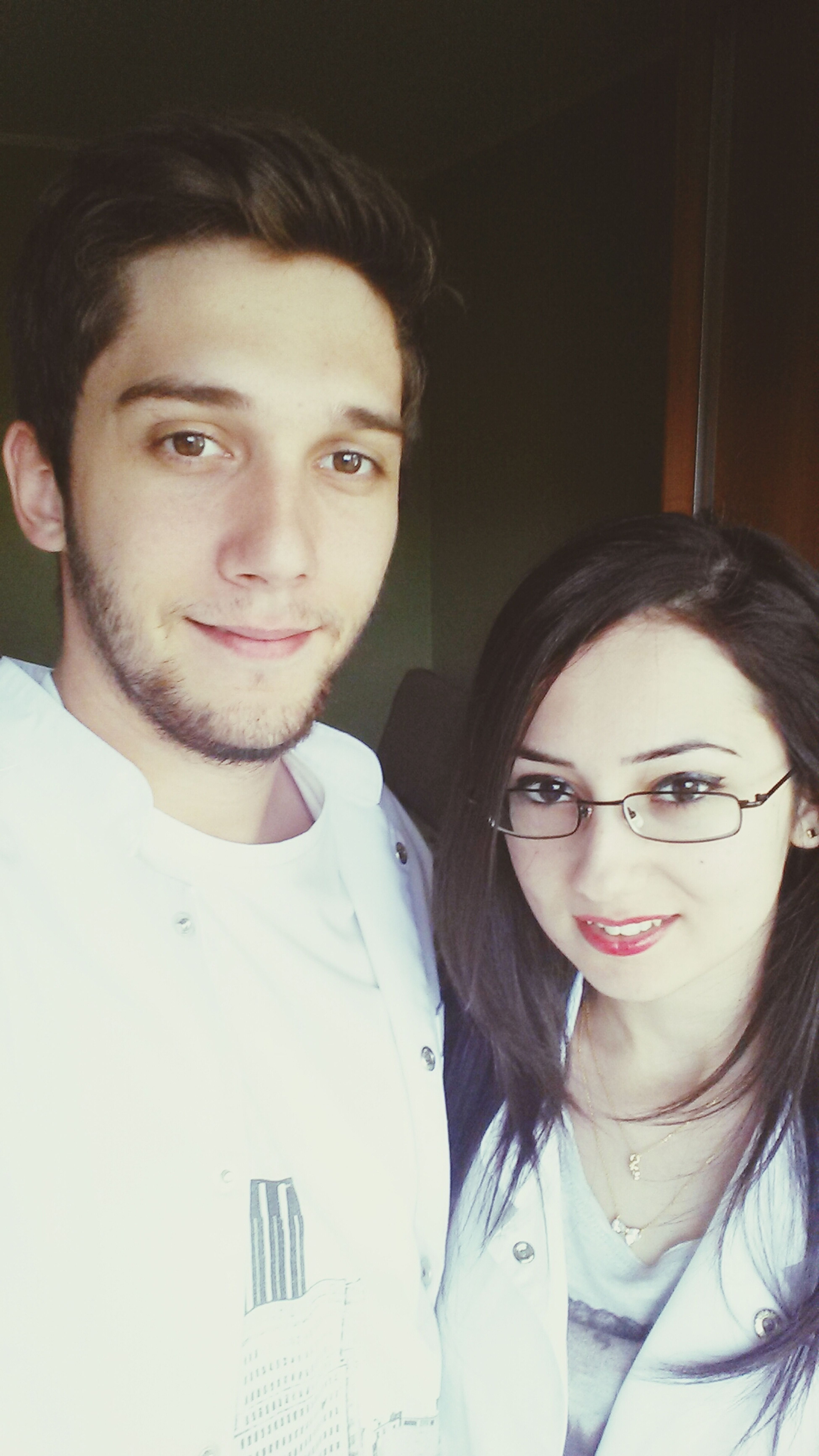 White Coats Future Doctors Selfie Love