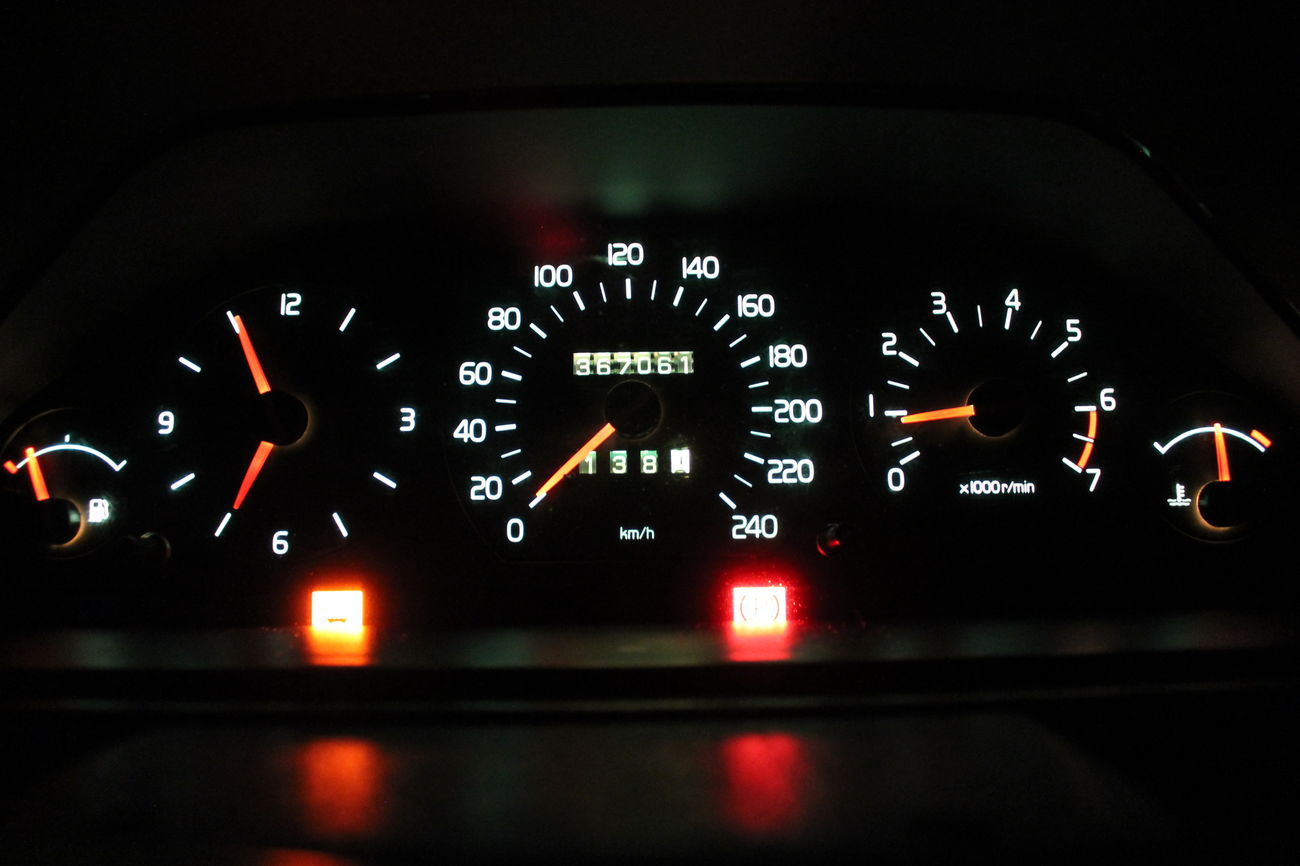 Nummela Volvo 940 Turbo