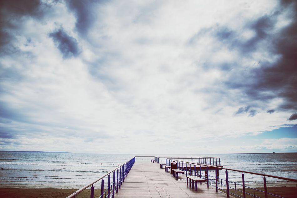 Sea Seaside Sea And Sky Sea View Relaxing Enjoying Life Sky