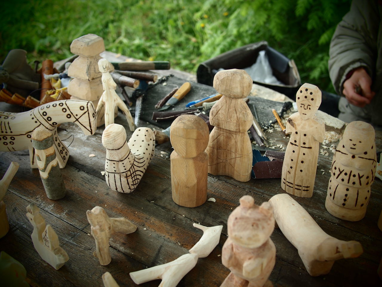 Beautiful stock photos of toys, Carving, Close-Up, Creativity, Cropped