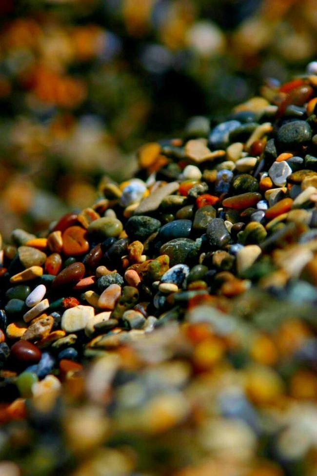 Beauty Ocean Beach Macro Ocean Pea Depth Of Field Color Pebbles On A Beach Patterns Water Sand Pebbles Beach Focus Open Apature Interesting View Beauty Of Decay