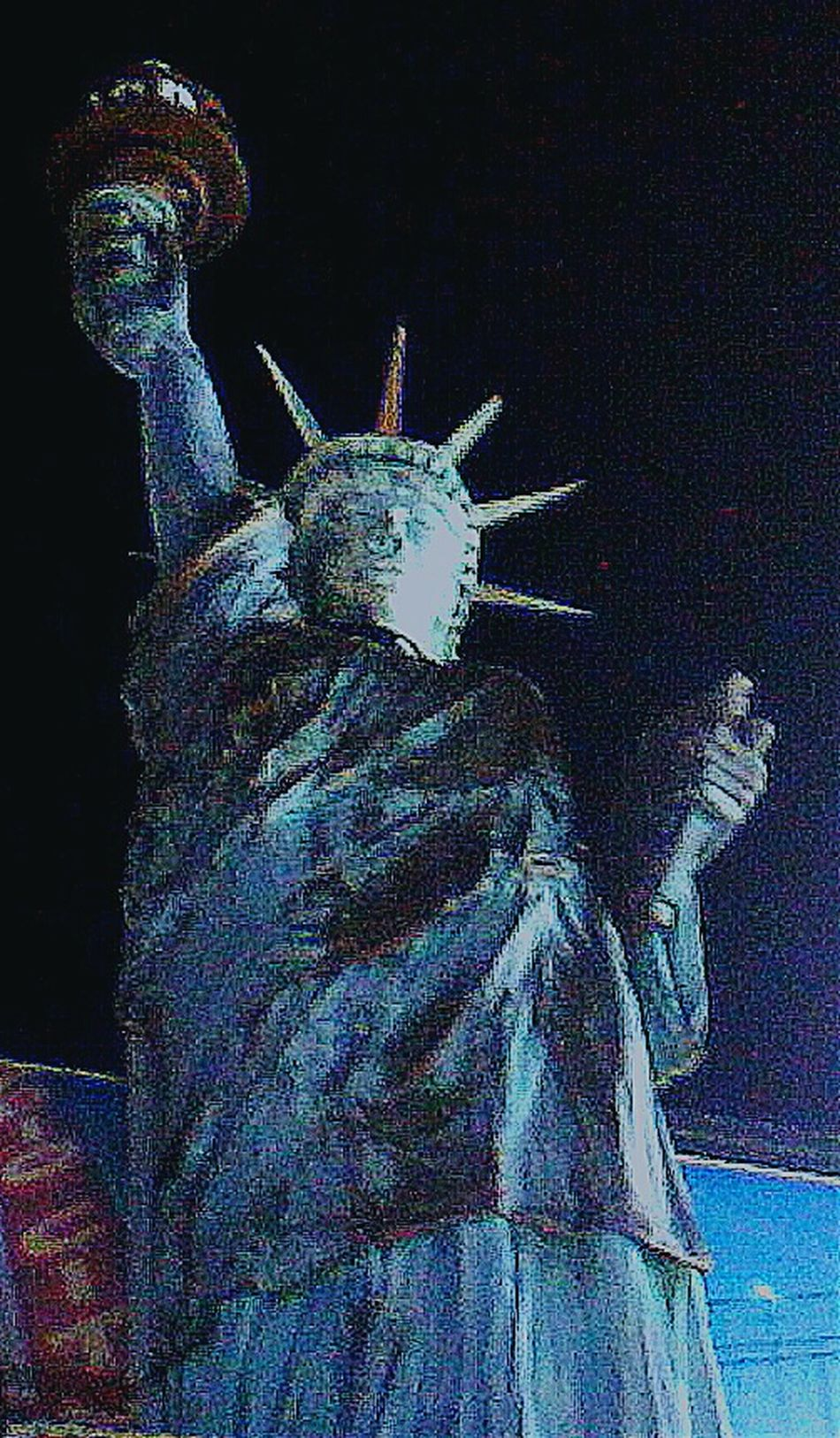 This Is Not America. New York This Isn't New York Adelaide OpenEdit Caffe Primo Adelaide, South Australia Taking Photos This Isn't The Statue Of Liberty Adelaide S.A.