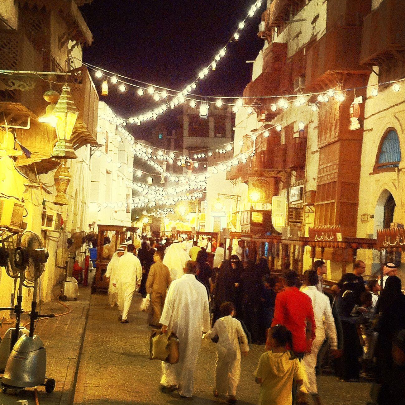 Jeddah Albalad Enjoying Life Eid 2014