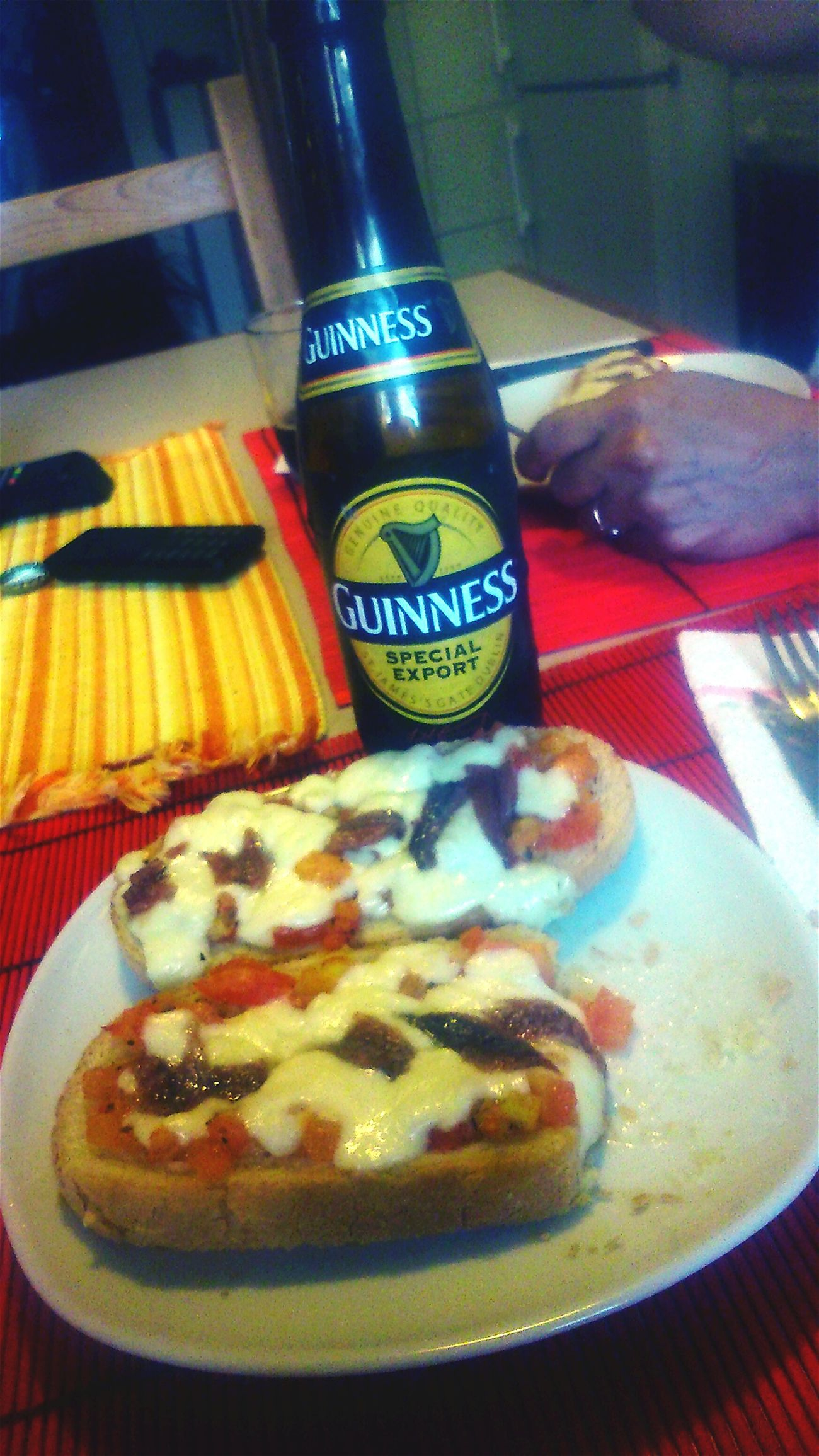 Bruschetta Ignorante Top Guinness Relax Happy :)