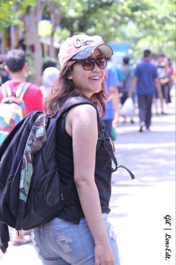 Love Love Me Do Enjoying Life Tanah Lot Bali MyWife❤️ Hello World Wrangler Billabong Ripcurl