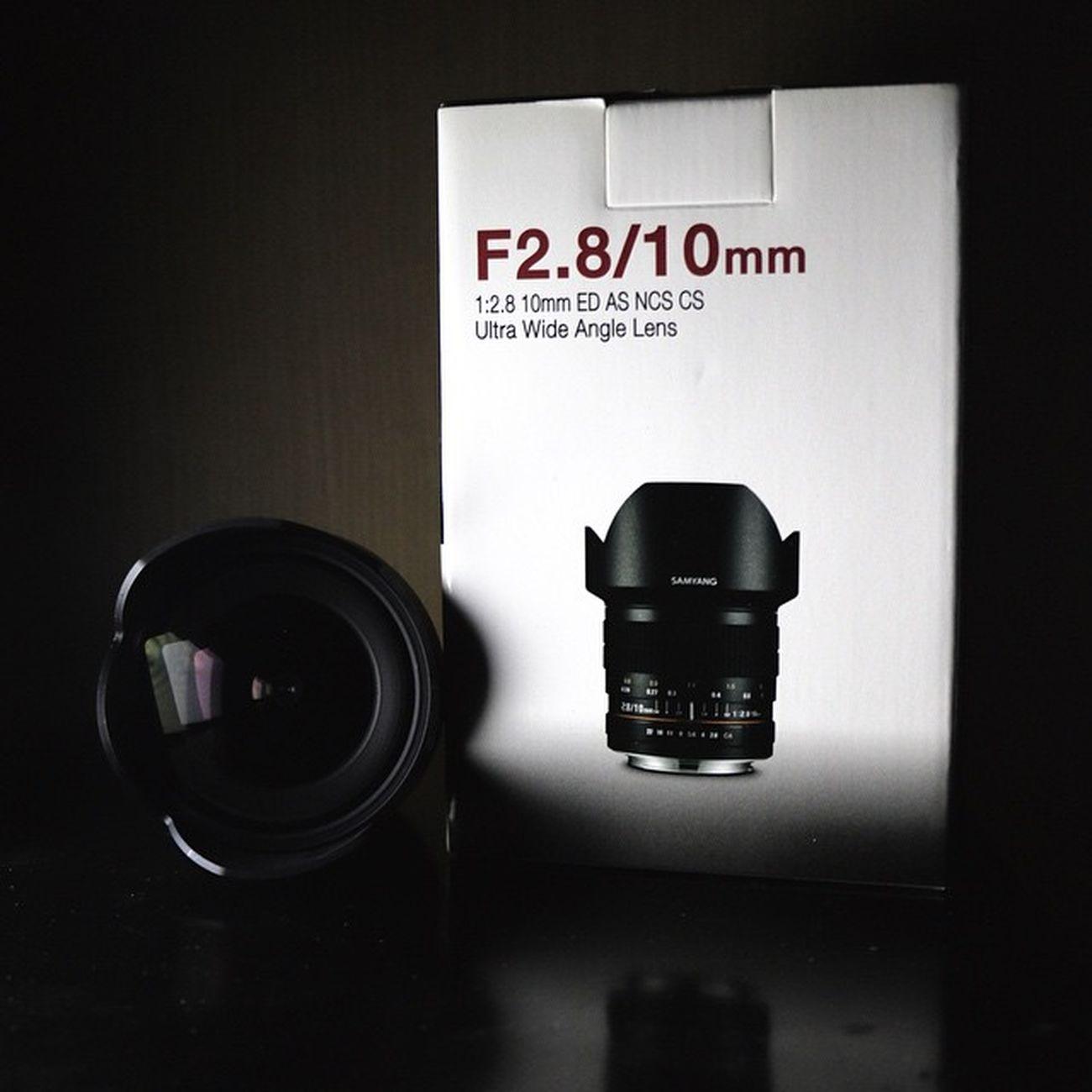 New Toy 新玩具入手 今次玩韓國鏡 Samyang 10mm f/2.8 ED AS NCS CS 三千蚊都唔洗就可以體驗超廣角大光圈 正爆 做工實在 光圈同對焦環順暢 手動鏡又夠復古 Pbhk Milkfoto Samyang 10mm Canon 70d Ultrawide Ultrawideangle Newlens Prime Lens Madeinkorea