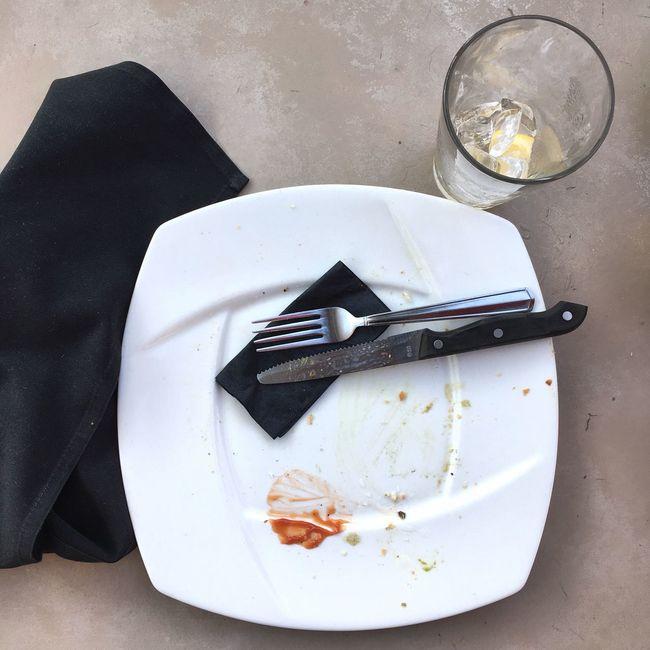 Foodporn Aftermath Food