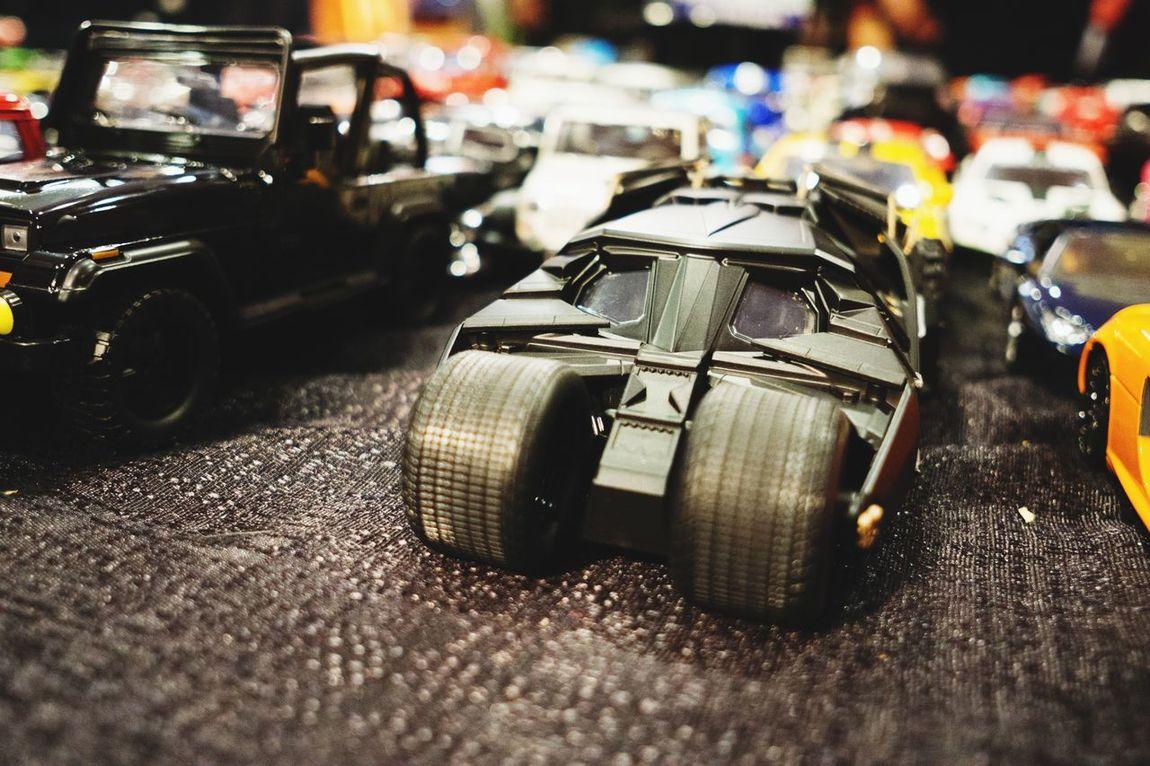 Bat Mobile Toys Cars Auto Show Toronto Black Batman Cool Uniqueness