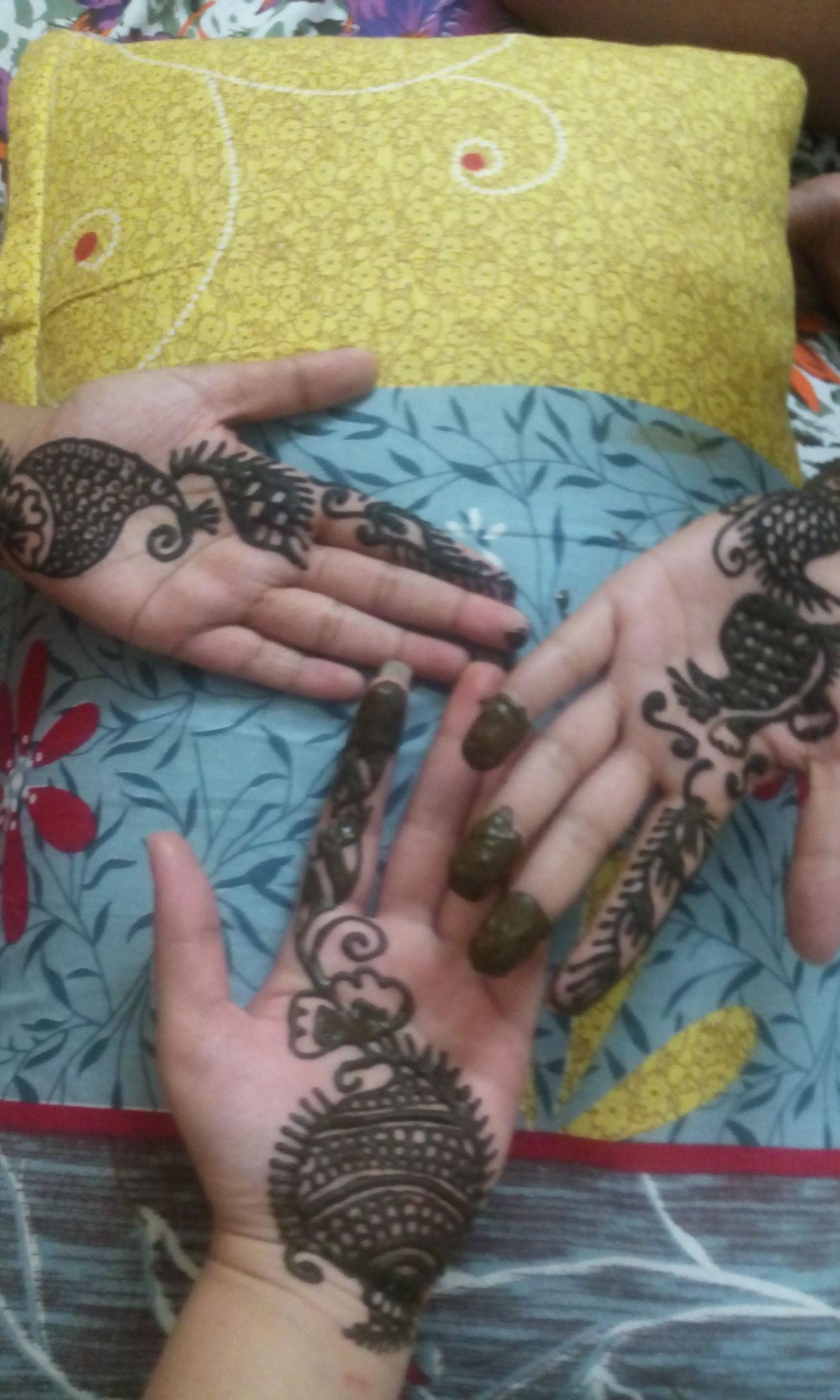 Celebrations Celebrating Diwali Henna Henna Tattoo Henna Art Mehendi Art Friends Together Art