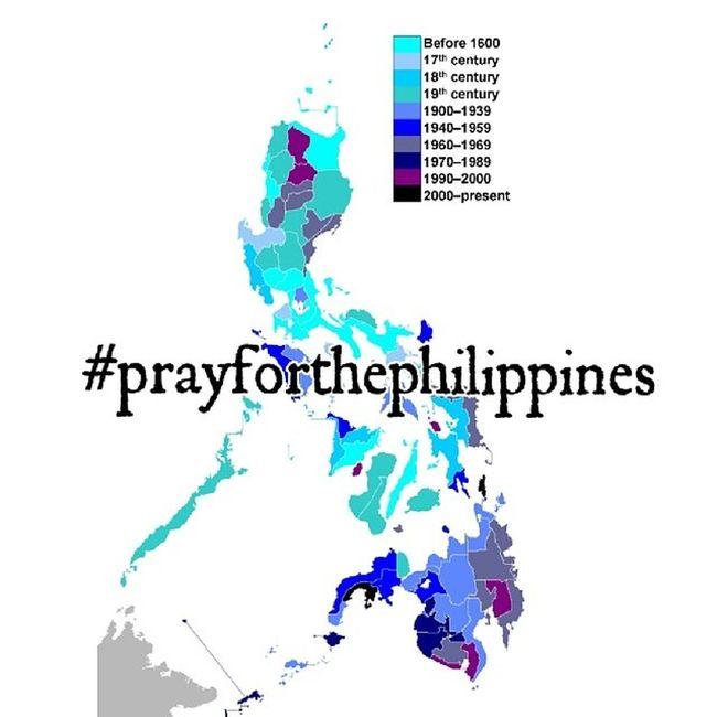 PrayForThePhilippines Typhoonyolandaph Bagyongyolanda Staysafeeveryone BadNews Friday