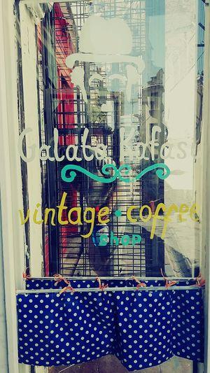 Vintage Cafe Vintage cafe Doors galata Istanbul Istanbulcity Istanbulda1yer