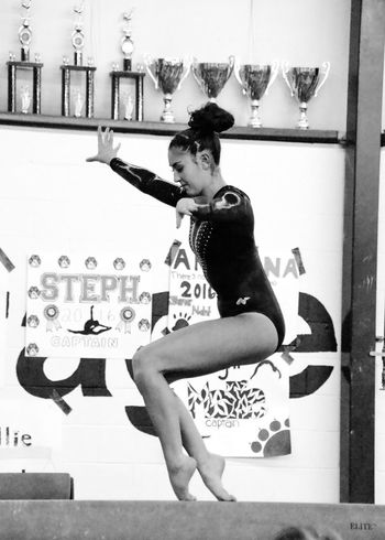 Youth Of Today Gymnast  Gymnastics Gymnastics Meet USA Gymnastics High School Sports Strength Focus Determination Hard Work The Week On EyeEm Athletic Athletes Athletics Athlete Strong Girl Graceful Fitgirl In Shape