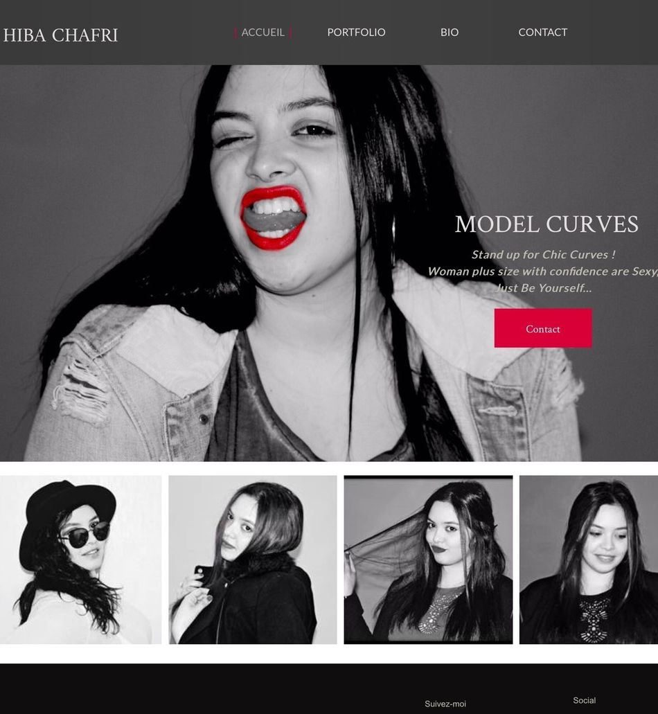 Website Webdesign Modelcurve Curve French Tunisia SPAIN Spanish Girl Spain♥ That's Me Hello World Bigisbeautiful Lips ROCKNLOVE Rocknroll Rollingstones