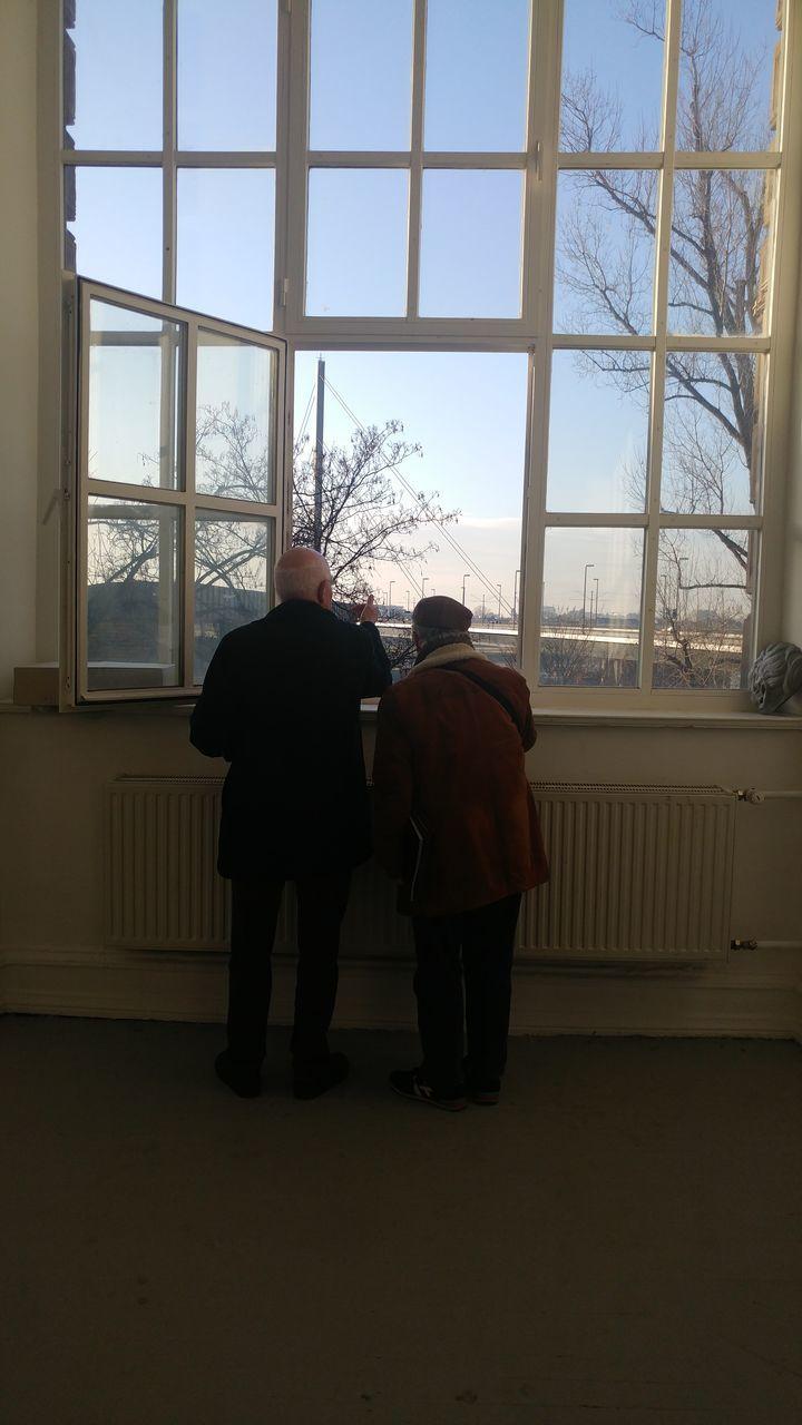 Kunstakademie Düsseldorf Ehepaar2.15.2017 TCPM