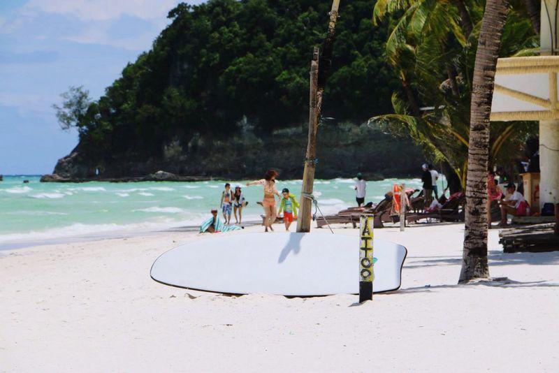 The Tourist Boracay, Philippines