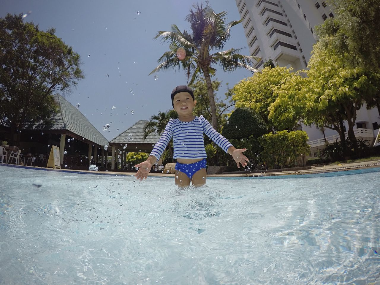 Marisa   April 04, 2015. Everyday Lives Everyday Joy The Human Condition GoPrography Gopro Malidiary Open Edit Summer