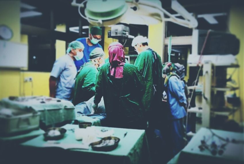 INDONESIA Makassar Medstudent DoctorEye Taking Photos For My Friends That Connect Surgery Surgery Style. Surgery Time Memories ❤
