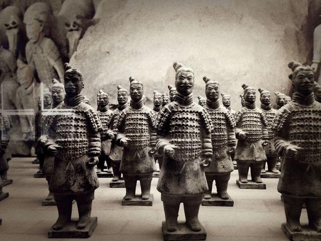 尋秦記?? Terracotta China