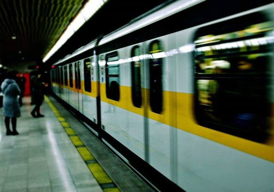 Subway Milan Everything Moves Without Explanation Canon Canon_official Canon_photos Canonphotography