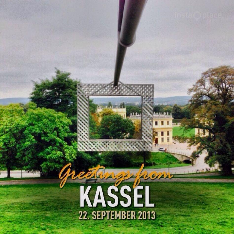 Kassel Friedrichsplatz Art Kunst