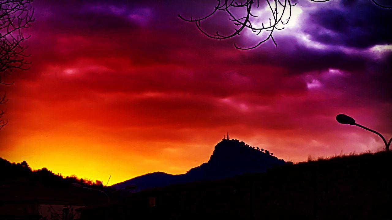 Il cielo di mattina Photo Of The Day Photographer Naturalhoto First Eyeem Photo