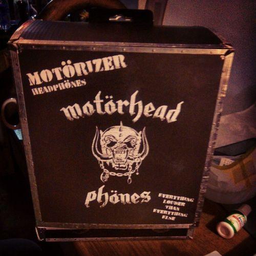 ¡¡¡Por fin!!!! Motörhead Motörheadphönes