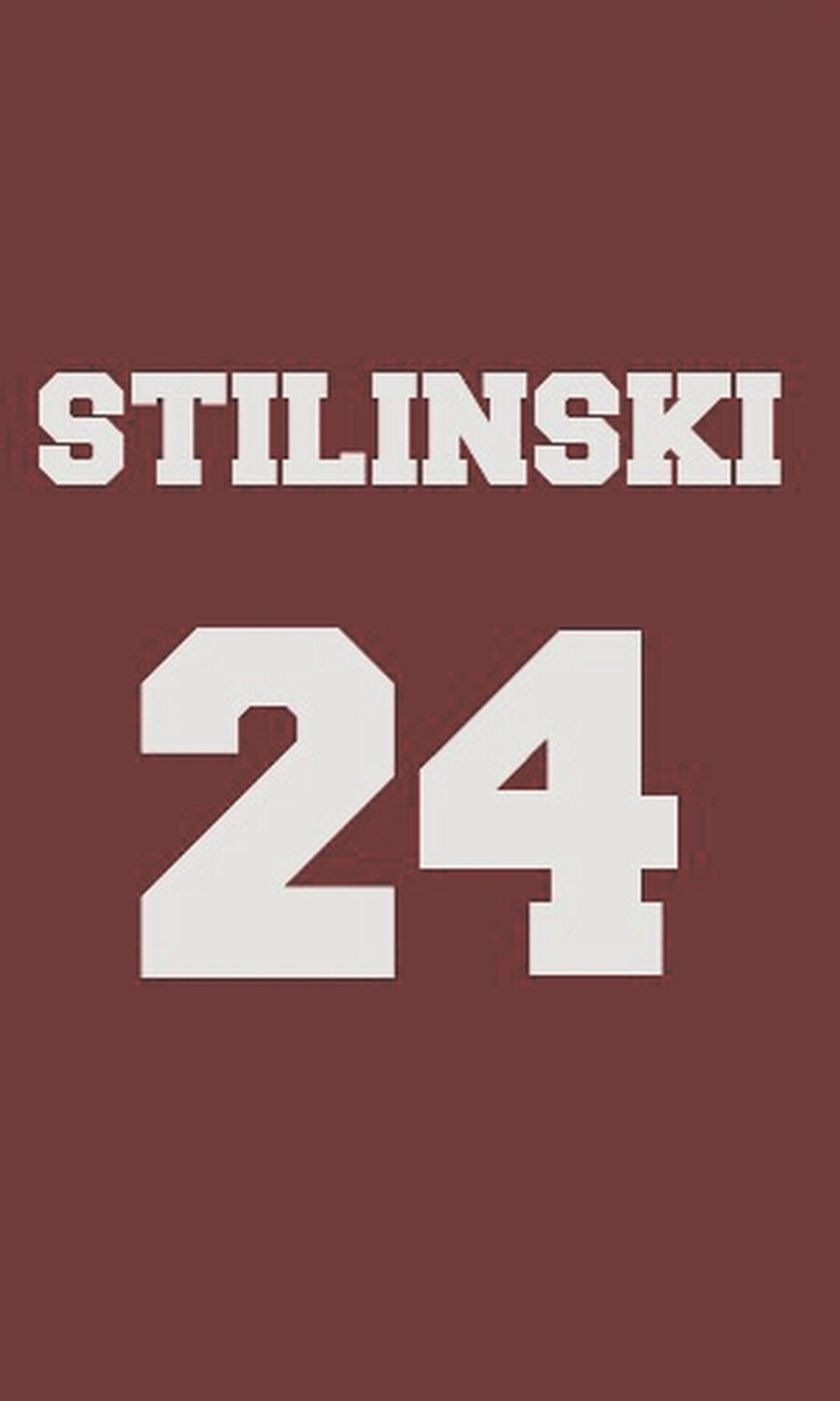 Like This Number Teen Wolf Stiles Stilinski
